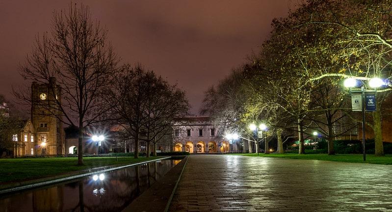 University of Melbourne Scholarships program