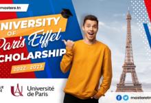 University Of Paris Eiffel Scholarship